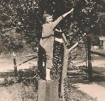 nelle climbing an apple tree 001 (2)